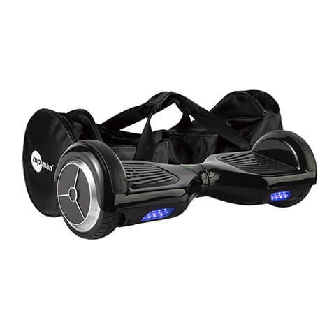 ELECTRIC HOVERBOARD WITH BAG AND REMOTE