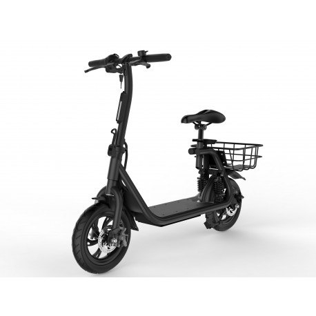 FOLDABLE ELECTRIC SCOOTER WITH SEAT